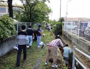 清掃ボランティア (1)