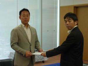 福田岩国市長