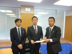 岩国市長選挙『政策協定』