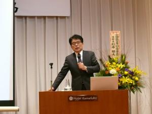日本創生会議座長 増田寛也氏